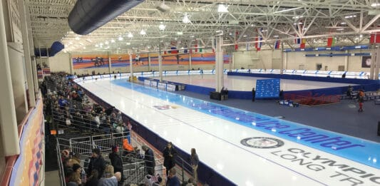 The Pettit National Ice Center