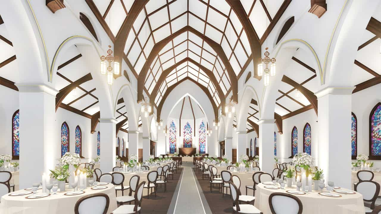 New event venue St. James 1868 leans into Milwaukee's history