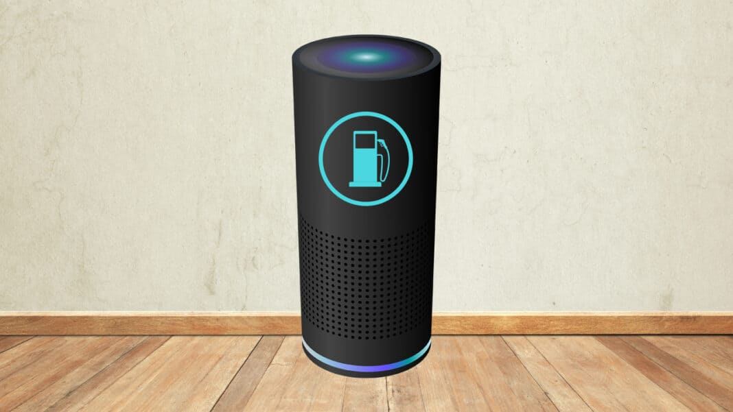 Fiserv and ExxonMobil have partnered with Amazon to offer gas payments via Alexa