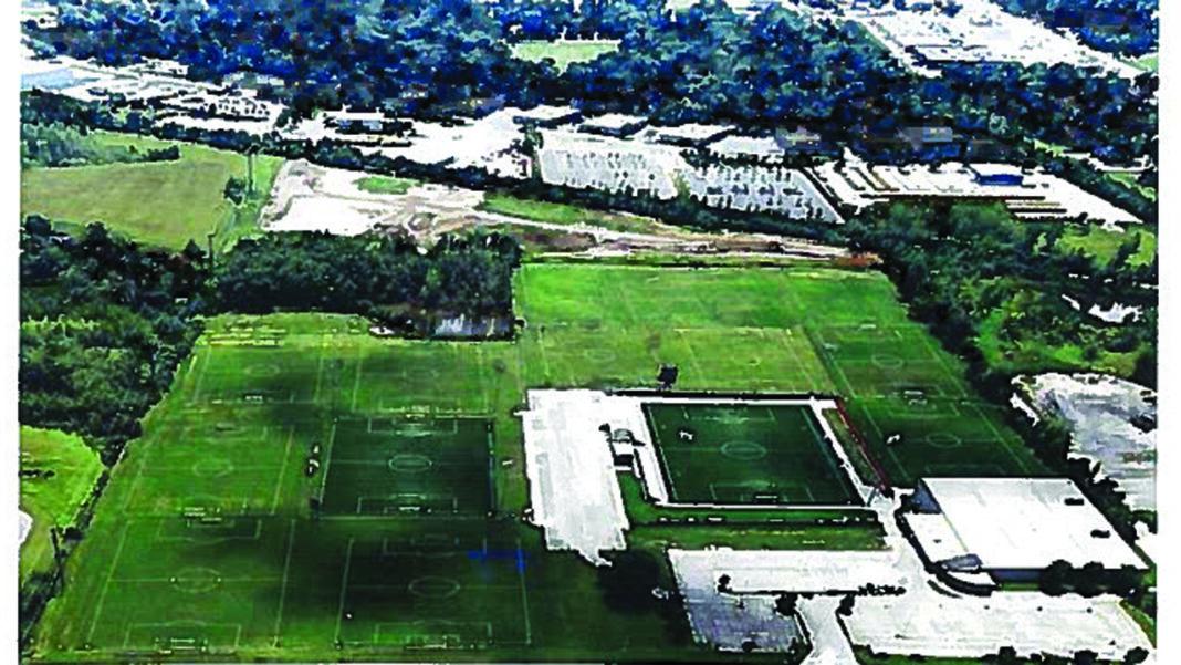 Uihlein Soccer Park. Photo: city records.