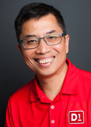 Thanh Nguyen, D1 Training Milwaukee-area franchisee.