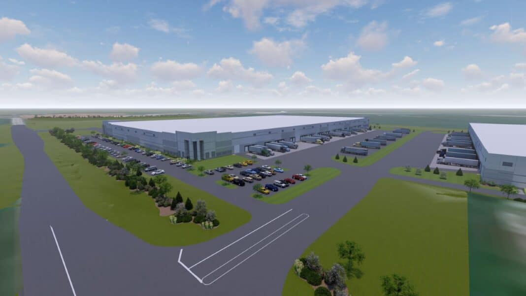 Rendering courtesy of HSA Commercial Real Estate