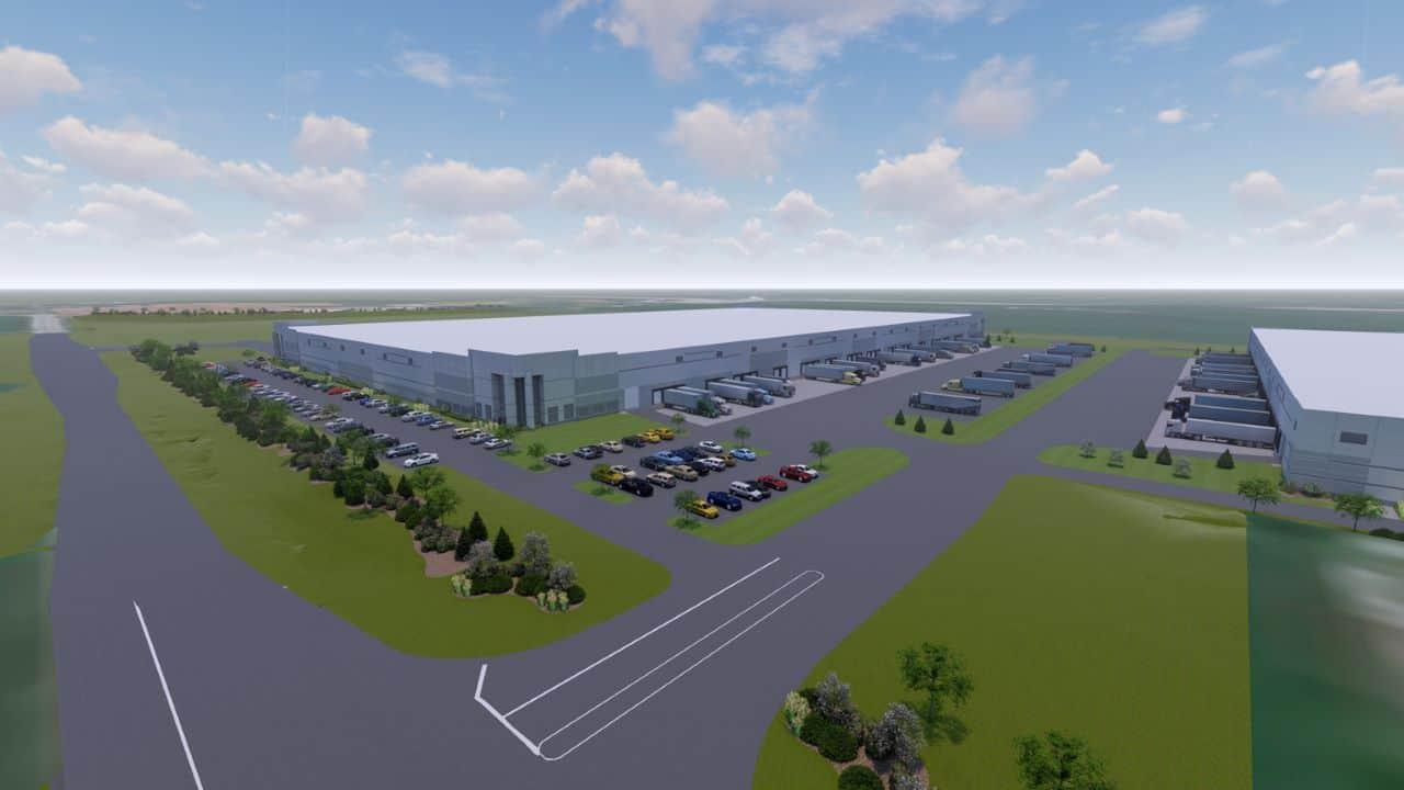 HSA breaks ground on 68-acre industrial park in Bristol