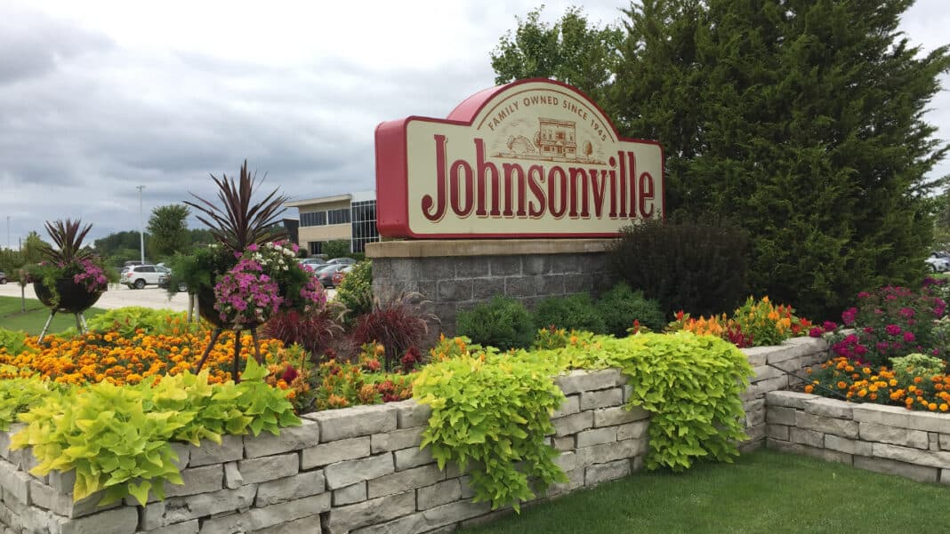 Johnsonville Sausage headquarters in Sheboygan County.
