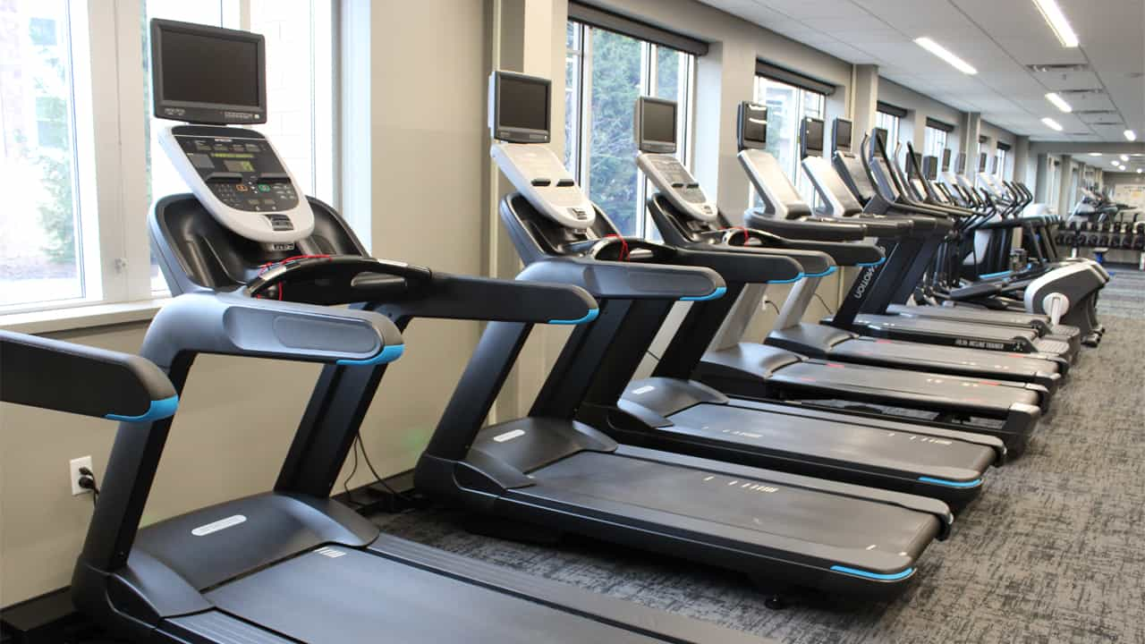 YMCA of Greater Waukesha County is limiting treadmill availability to encourage social distancing.
