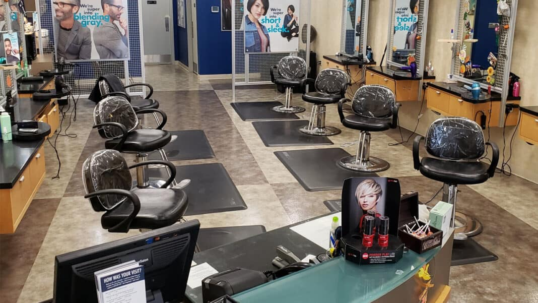 Signature Two Company is prohibiting customers from waiting in its salons and will require all guests to wear masks.