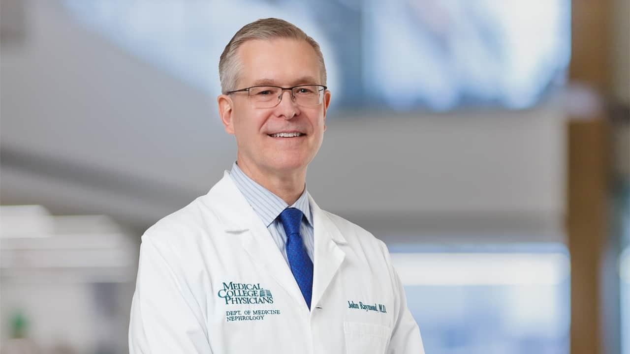 Dr. John Raymond Sr.