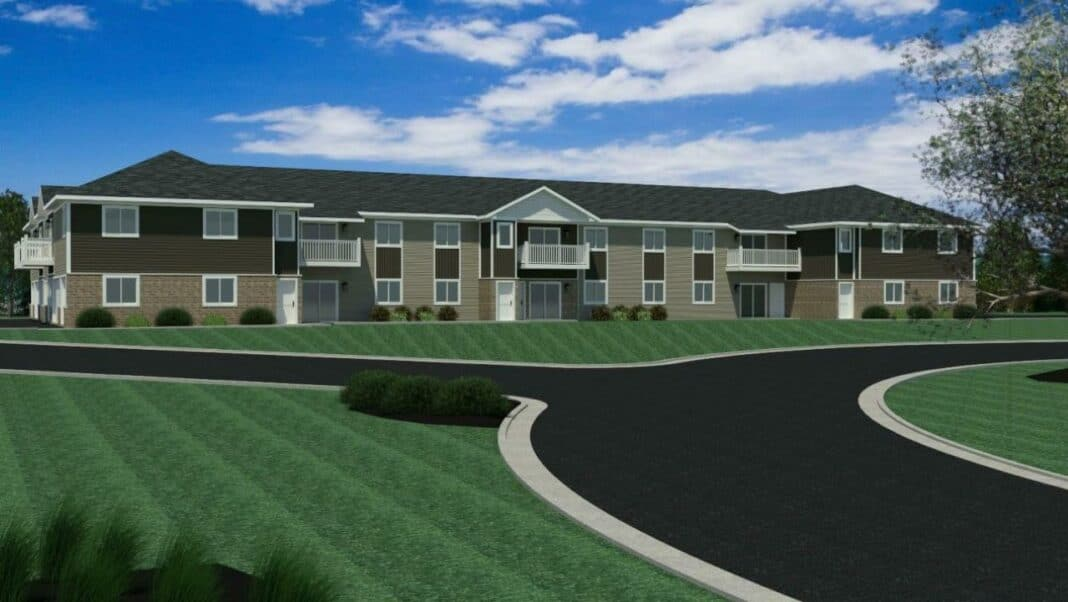 Rendering courtesy of Wisconsin Lakefront Property Management LLC
