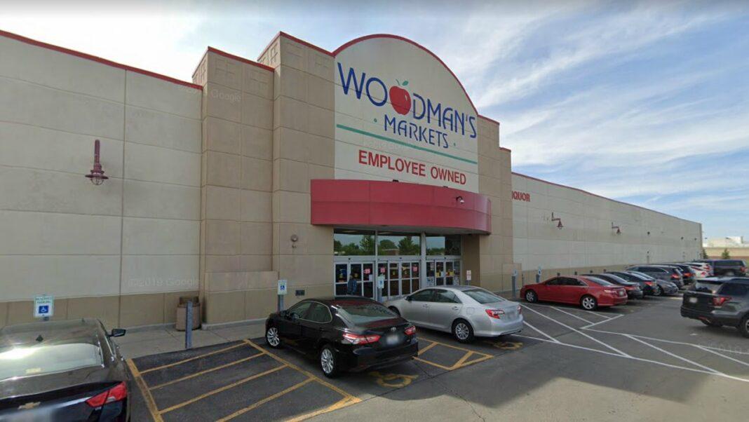 Woodman's store in Oak Creek. Photo from Google.