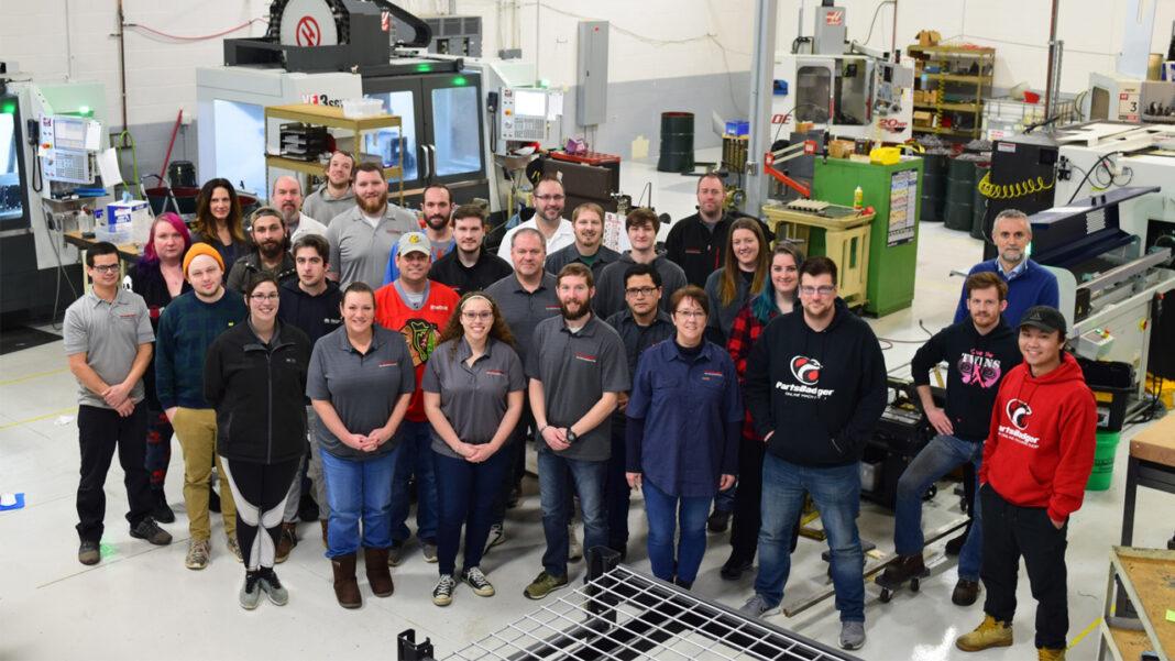 The PartsBadger team