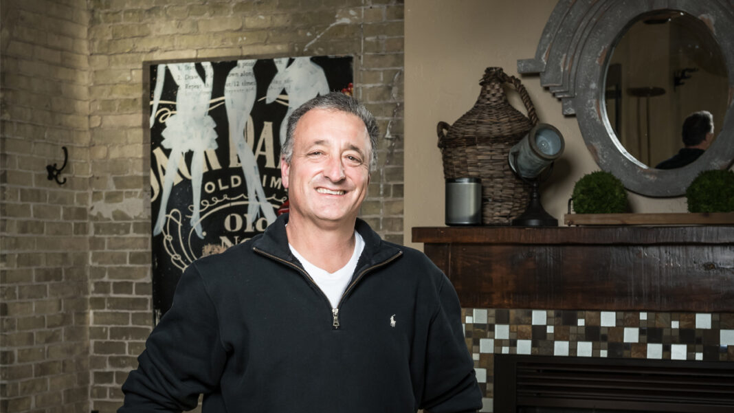 Tom Nye    General manager and master winemaker