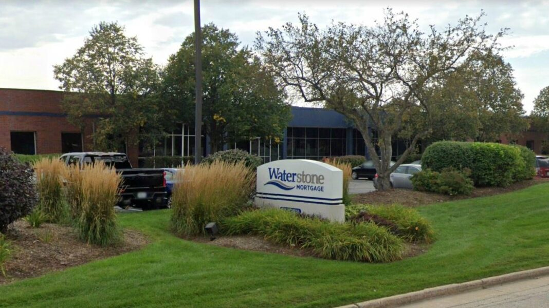 Waterstone Mortgage Corp. headquarters in Pewaukee.