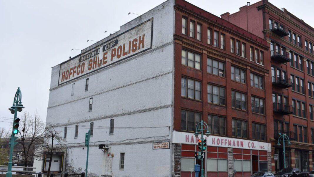 Hoffco building, 125 N. Water St.